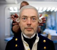 "The British tenor Mark Padmore as Captain Vere in ""Billy Budd.""  Photo: Joshua Bright for The New York Times"