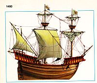 Carrack of 1480