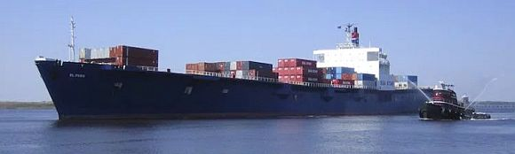El Faro, Photo: TOTE Maritime