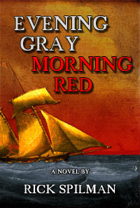 Evening Gray Morning Red by Rick Spilman
