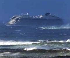Cruise Ship Viking Sky Being Evacuated in Storm off ...Viking Ship Storm
